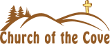 Church of the Cove Mobile Retina Logo