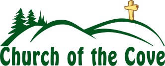 Church of the Cove Retina Logo